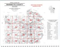 Map Image 046, Marinette County 2000